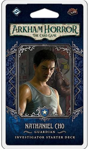Arkham Horror LCG - Nathaniel Cho Investigator Deck