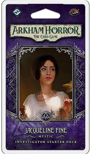 Arkham Horror LCG - Jacqueline Fine Investigator