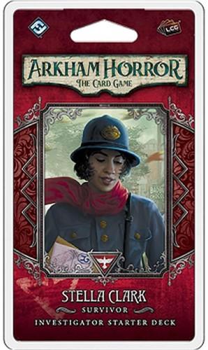 Arkham Horror LCG - Stella Clark Investigator Deck