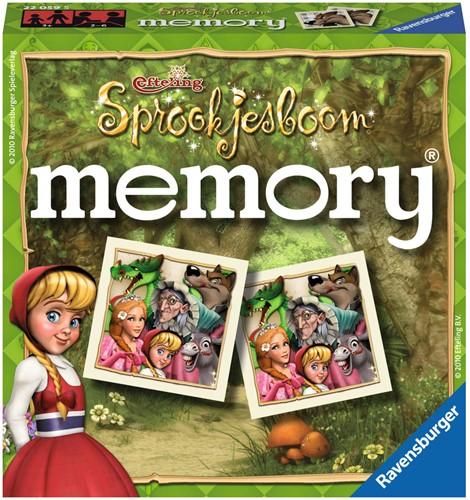 Efteling Sprookjesboom - Memory