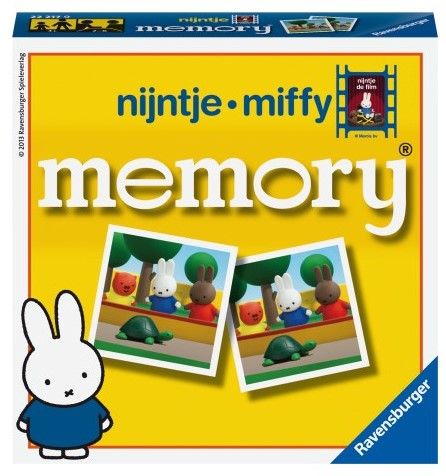 Nijntje de Film Mini Memory-1