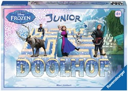 Doolhof - Junior Frozen