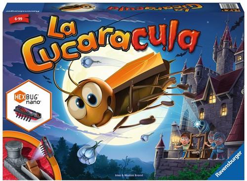 La Cucaracula - Bordspel