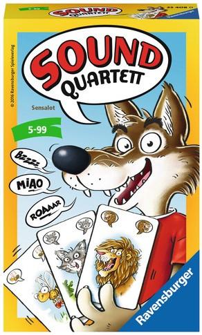 Sound Quartett Pocketspel