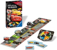 Disney Cars 3 - Geef Gas, McQueen Pocketspel