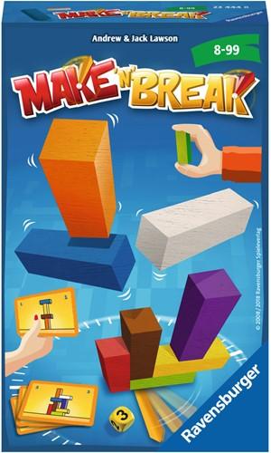 Make 'n Break - Reisspel (Doosje beschadigd)