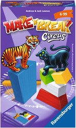 Make 'n Break Circus - Reisspel