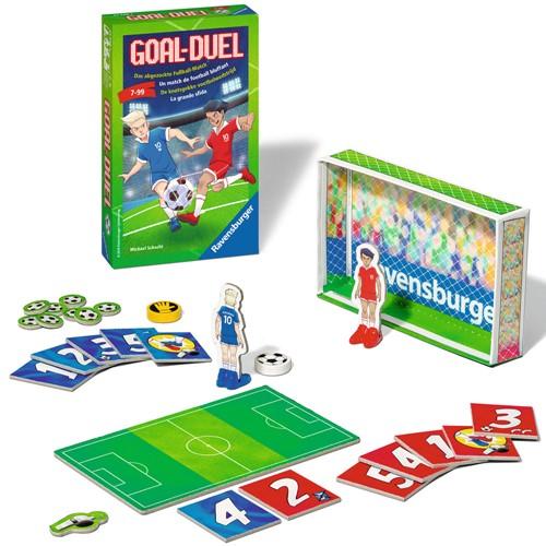 Goal-Duel - Pocketspel