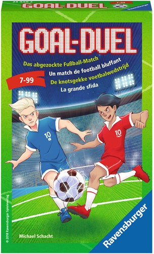 Goal-Duel - Pocketspel