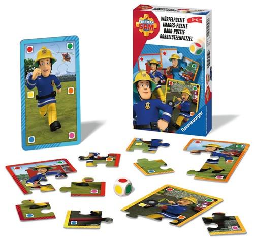 Brandweerman Sam - Dobbelsteenpuzzel-2