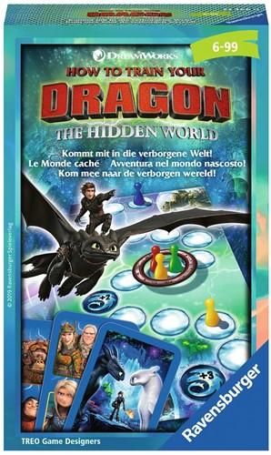 Dragon - De Verborgen Wereld Pocketspel