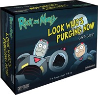 Rick and Morty - Look Whos Purging Now