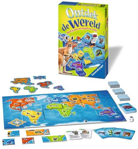 Ontdek de Wereld - Leerspel
