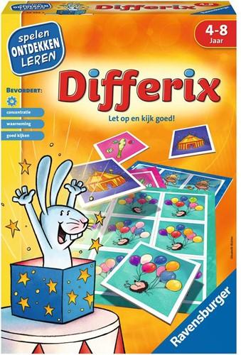 Differix - Leerspel