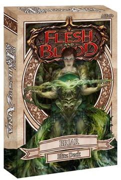 Flesh and Blood - Tales of Aria Blitz Deck Briar