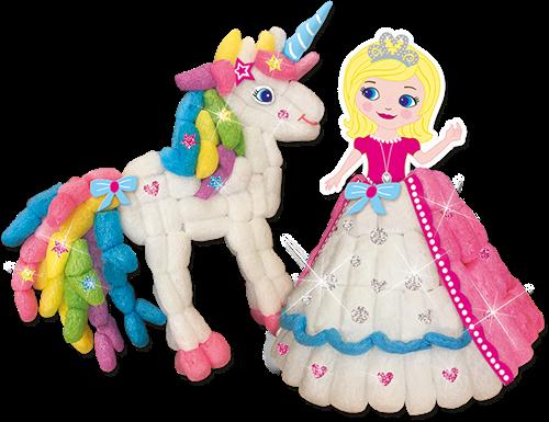 SES Funmais Prinses en Eenhoorn