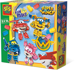 SES Funmais - Super Wings
