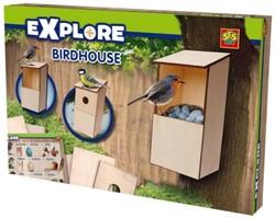 SES Explore: Bouw Je Vogelhuisje