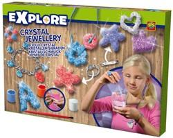 SES Explore Kristallen Sieraden