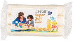 Supersoft Boetseerklei 500gr - Wit