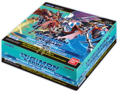 Digimon Card Game - Release Special 1.5 Boosterbox