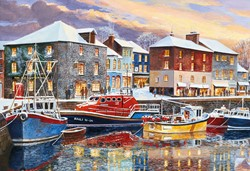 Padstow in Winter Puzzel (250 XL)