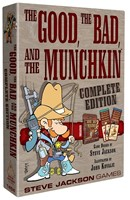 Munchkin - The Good The Bad and the Munchkin Complete Edition
