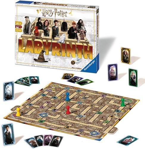 Harry Potter Labyrinth-2