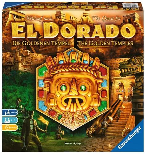 El Dorado - The Golden Temples