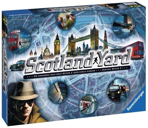 Scotland Yard Bordspel (Doos beschadigd)