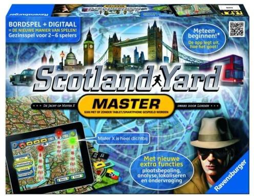 Scotland Yard Master