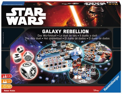 Star Wars Dice Battle Game-1