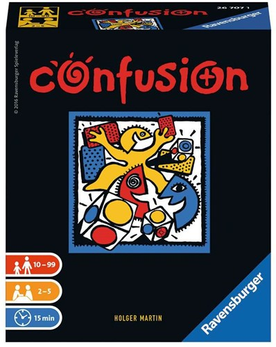 Confusion - Dobbelspel