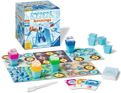 Cool Runnings - Bordspel-2