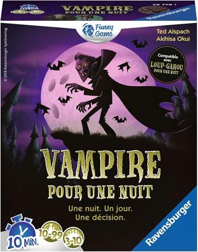 Vampire Pour Une Nuit (Frans)