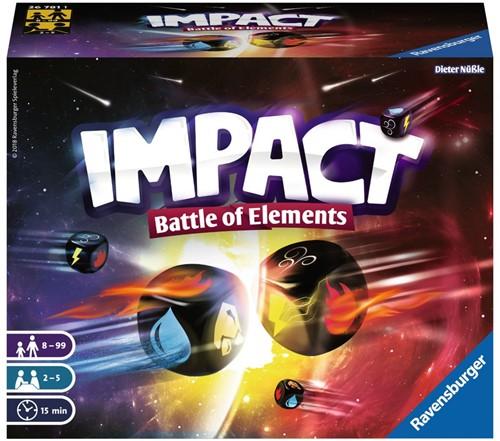 Impact (Battle of elements)