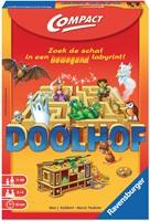 Doolhof Compact - Reisspel
