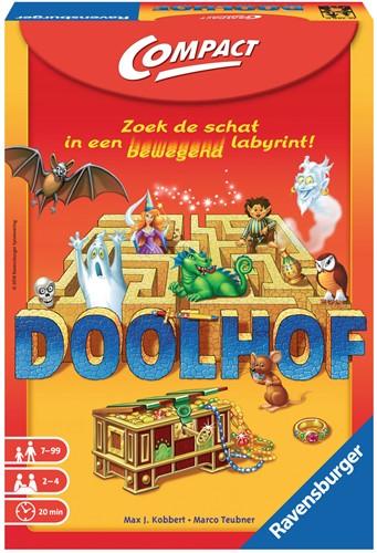 Doolhof Compact - Reisspel-1