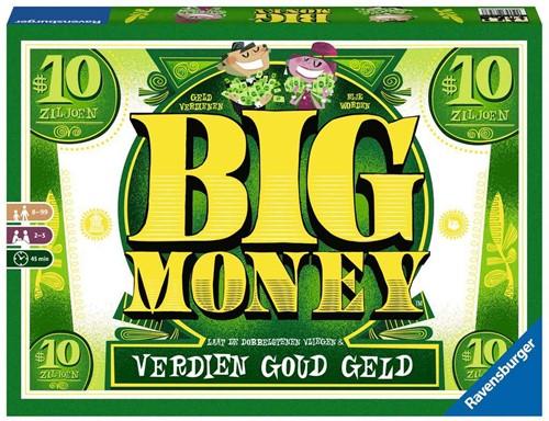 Big Money - Bordspel