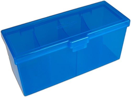 Blackfire 4-Compartment Storage Box - Blauw-3