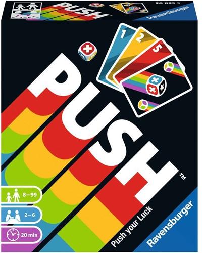 Push - Dobbelspel