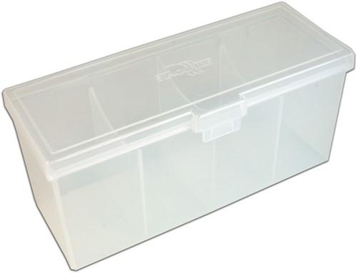 Blackfire 4-Compartment Storage Box - Doorzichtig-3