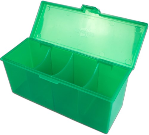 Blackfire 4-Compartment Storage Box - Groen-2