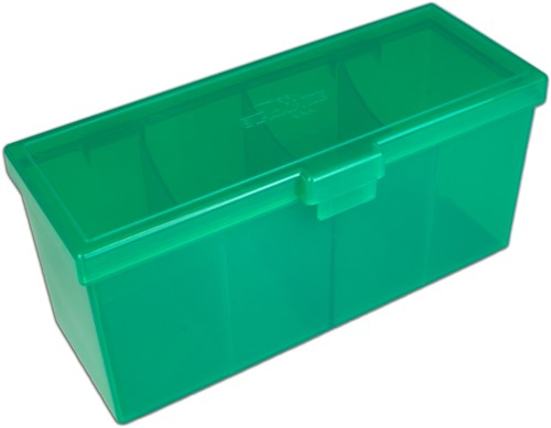 Blackfire 4-Compartment Storage Box - Groen-3