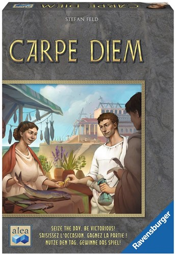 Carpe Diem - Bordspel