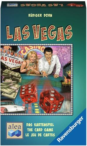 Las Vegas - Kaartspel (Open geweest)