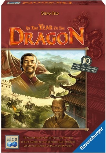 In The Year Of The Dragon - Bordspel