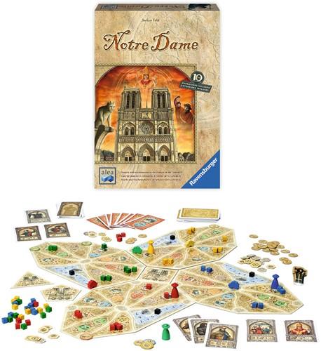 Notre Dame - Bordspel-2