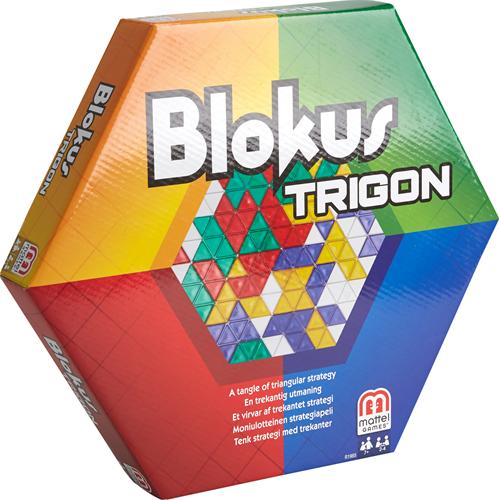 Blokus - Trigon