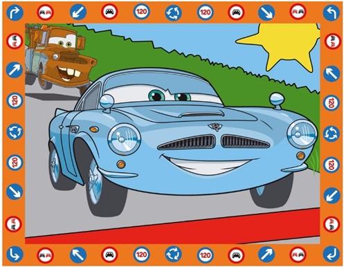 Schilderen Op Nummer Disney Cars-3